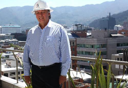 Ronald Pantin, CEO de Pacific Rubiales Energy Corp