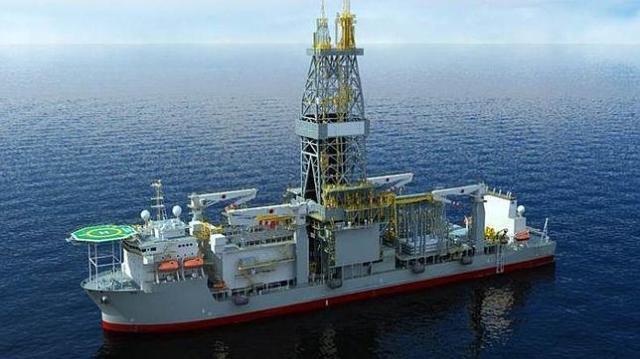 ATWOOD El buque de posicionamiento dinámico para los sondeos marroquís
