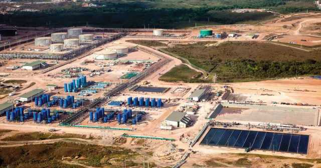Quifa es uno de los mayores campos de producción de petróleo del país. Foto: Archivo SEMANA