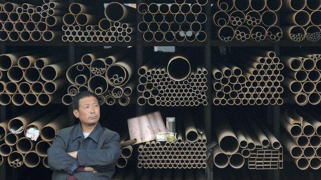 La sobreproducción de acero ha rebajado los costos de construcción de vivienda en algunos países.