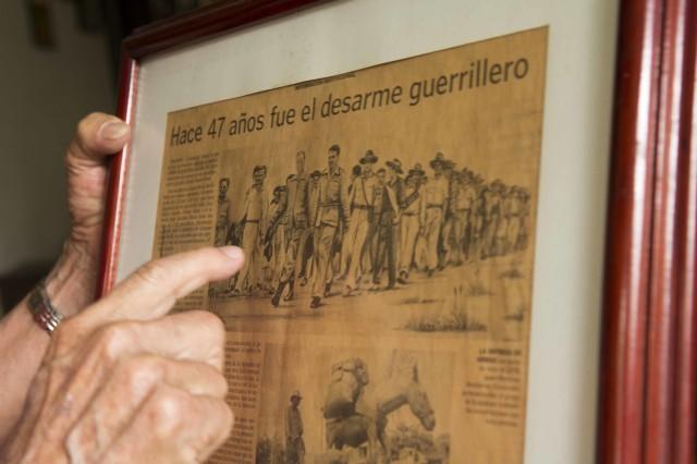 La decisión de dejar las armas fue tomada por el nuevo mando revolucionario tras la muerte de los primeros comandantes.