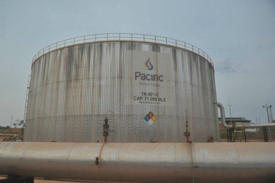 La acción de Pacific está suspendida de la Bolsa de Valores de Colombia desde el pasado 19 de abril. /bloomberg.
