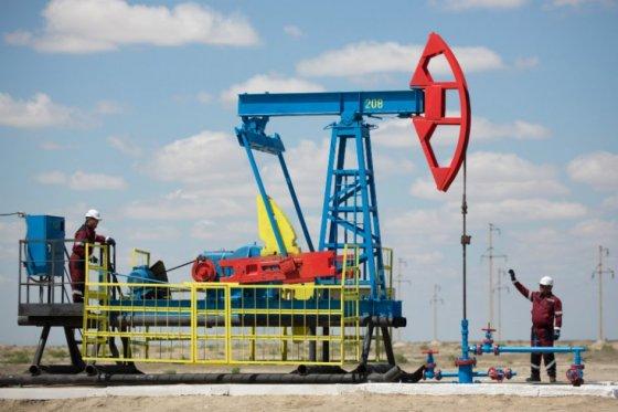 Foto: Bloomberg News La producción interna más baja refleja recortes en el gasto por parte de los perforadores petroleros chino