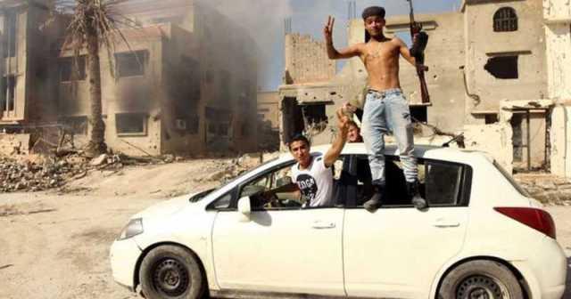 Las tropas leales al gobierno de Tobruk lograron recientemente recuperar el bastión de Benghazi. Foto: AFP