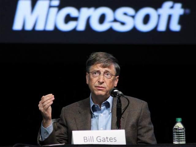 REUTERS Bill Gates es el hombre más rico del mundo. Forbes estima que la fortuna del fundador de Microsoft es de 77 mil millones de dólares.