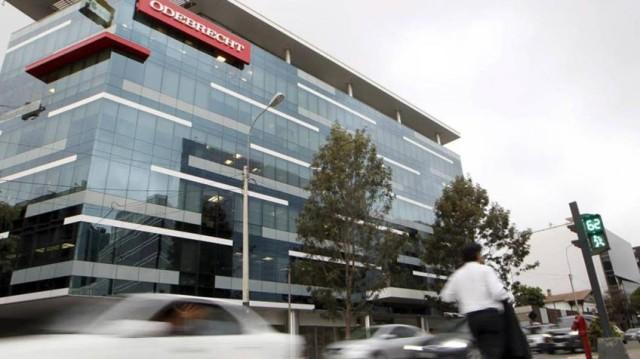La sede de la constructora brasileña Odebrecht en Lima (Perú) REUTERS - QUALITY