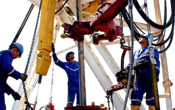 Ecopetrol invertirá 650 millones de dólares este año en exploración con la meta de perforar 16 pozos, cinco de ellos en subsuelo marino (off shore) FOTO CORTESÍA ECOPETROL